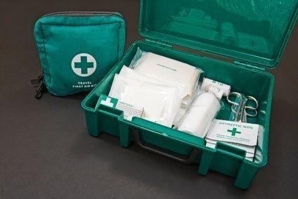 lekarnicka, prvni pomoc