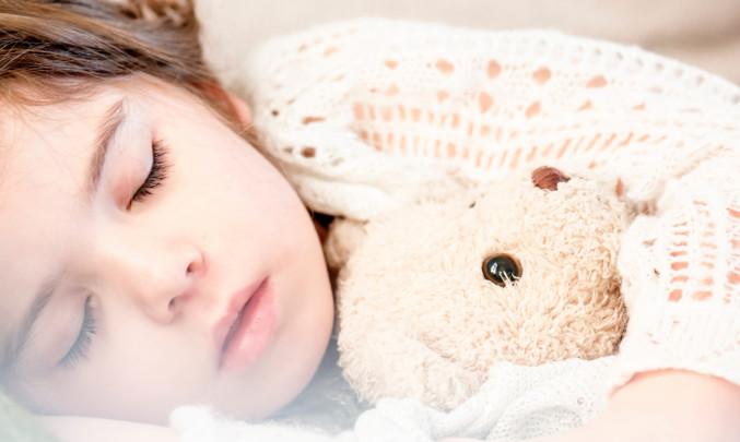 spánek, dítě, pohoda