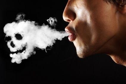 Splodiny cigaretového kouře