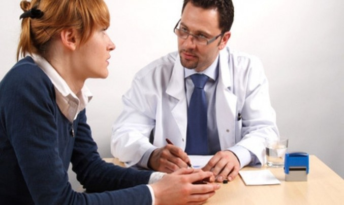 lékař, doktor, pacient, rozhovor