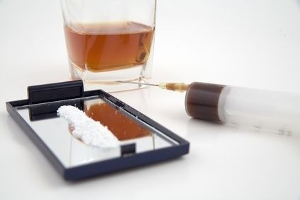 Vybavení uživatele drog