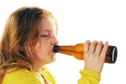 Alkoholové dítě