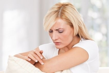 Ekzém při stresu