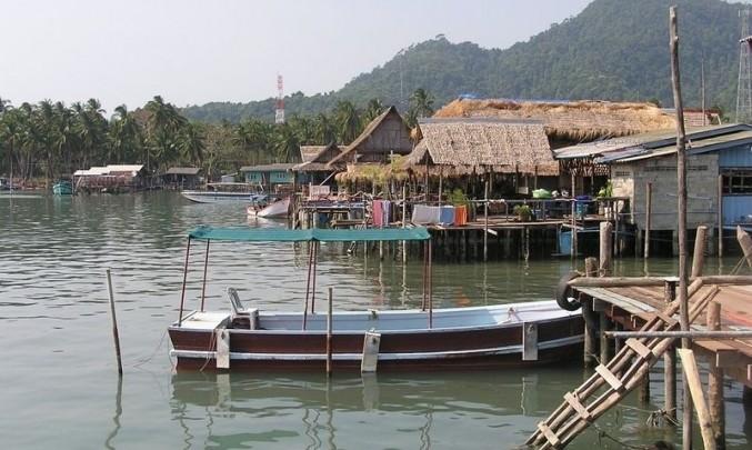 přístav, moře