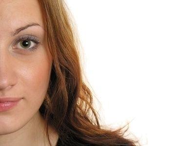 Žena, tvář