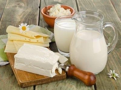 mleko, syr, mlecne