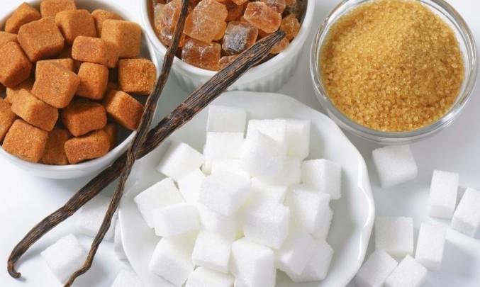 druhy cukrů