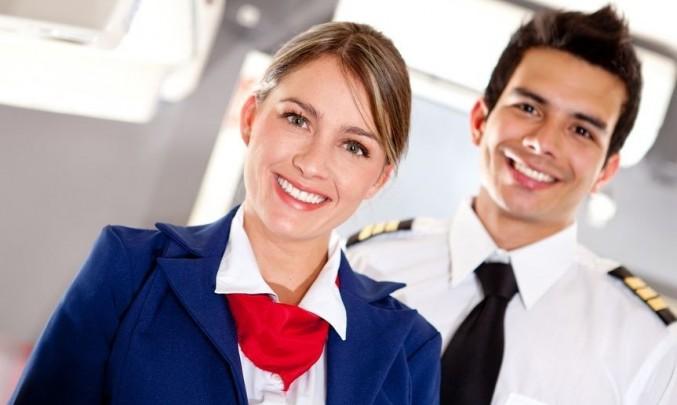 letecká posádka