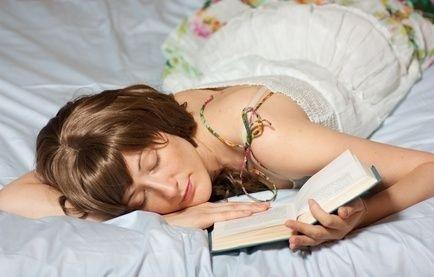 Čtění před spaním