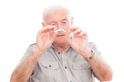 staršímuž, nekuřák