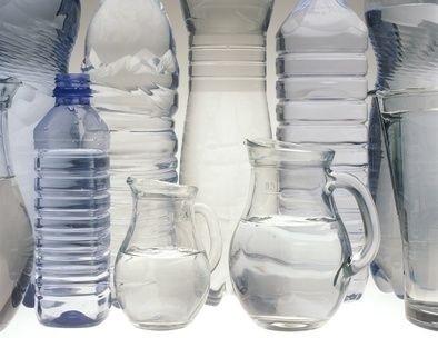 Různé vody