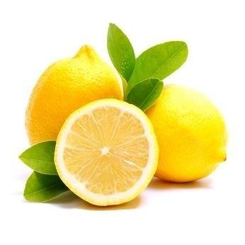 rozkrojený citron