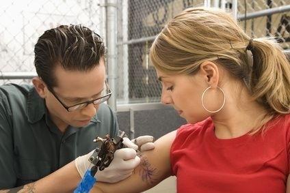 Tetovací salon