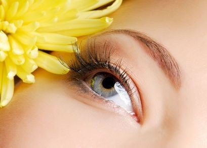 Žluté oko