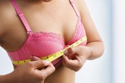Velikost prsou