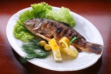 Kapr,vánoce,ryba,večeře