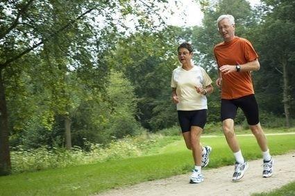 Běh seniorů