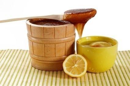 Chřipka,med,citron,alternativní léčba,přírodní medicína