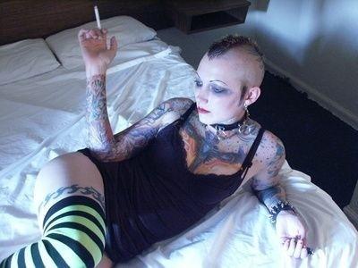 Tetovaná