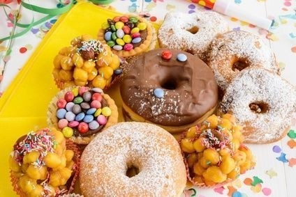 kobliha, sladkosti, kolac