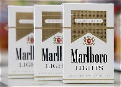 Lihgt,lehké cigarety,Marlboro,
