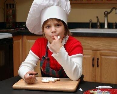Malá kuchařka
