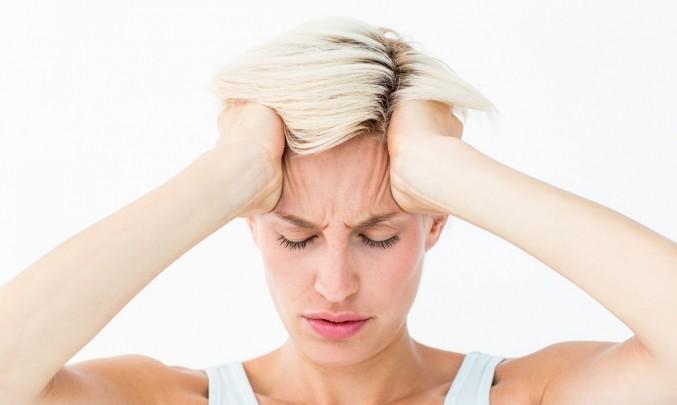 bolest pulky hlavy a oka