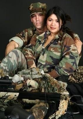 armáda, manželství, voják, válka, syndrom vyhoření, násilí