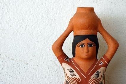 Soška z Mexika