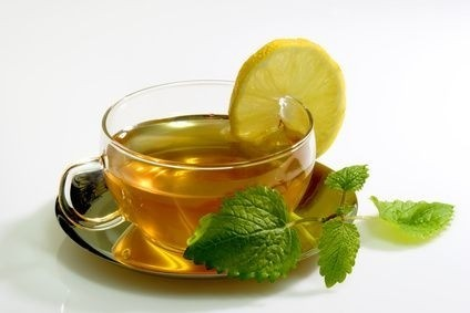 Meduňka,čaj,bylinky,spánek