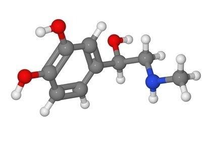 hormon adrenalinu
