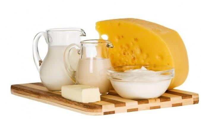 Sýr a mléčné výrobky