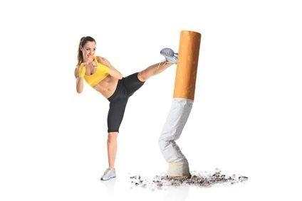 boj s cigaretou, závislost, odvykání