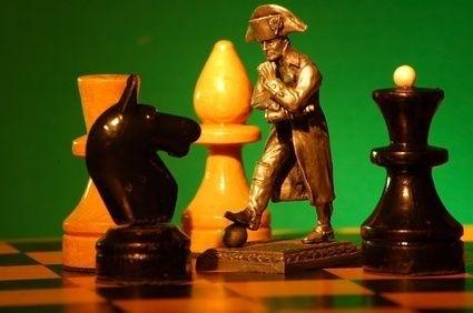 Napoleon, šachy
