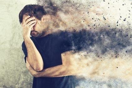 muz_deprese_bolest_hlavy