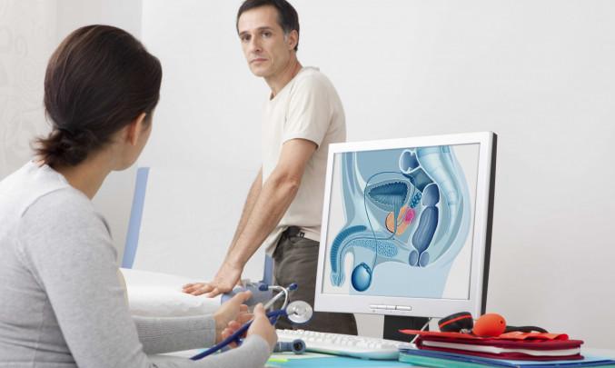 Urologické vyšetření