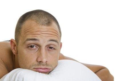 Nespavost u muže
