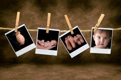 Těhotenství fotky