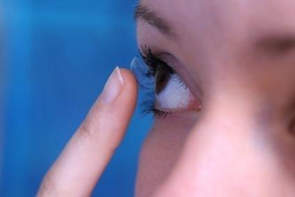 čočka, čočky, kontaktní, zrak, vidění, krátkozrakost, oči, oko