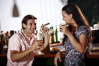 flirt v baru