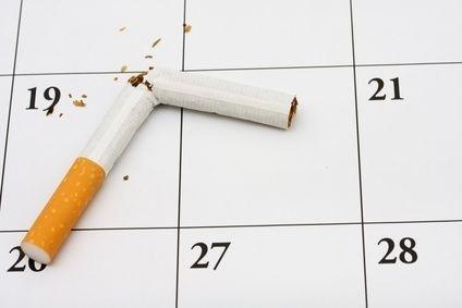 Datum ukončení kouření