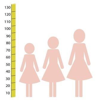 Meření výšky