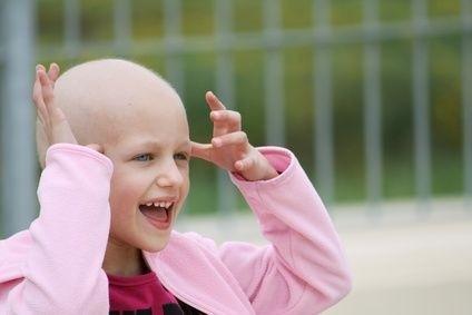 Rakovina u dítěte