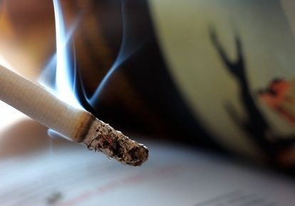 Velmi hluboké kouření