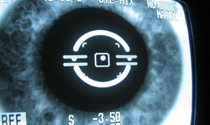 Oční vyšetření