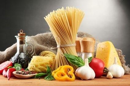 špagety a italská kuchyně