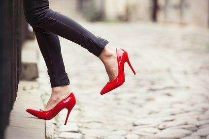boty, lodičky, podpatky, nohy