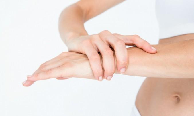 bolest zápěstí