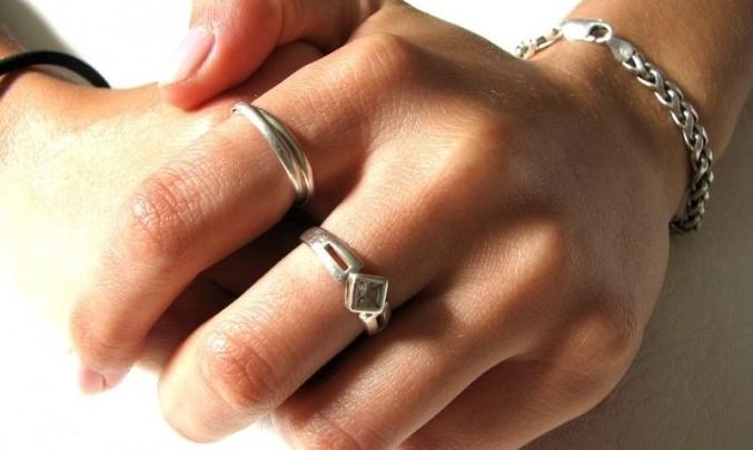 ruce,prst, žena prsten