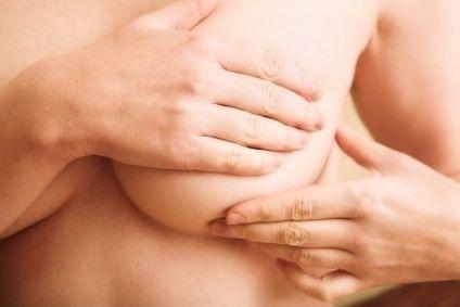 samovyšetření prsu, prs,